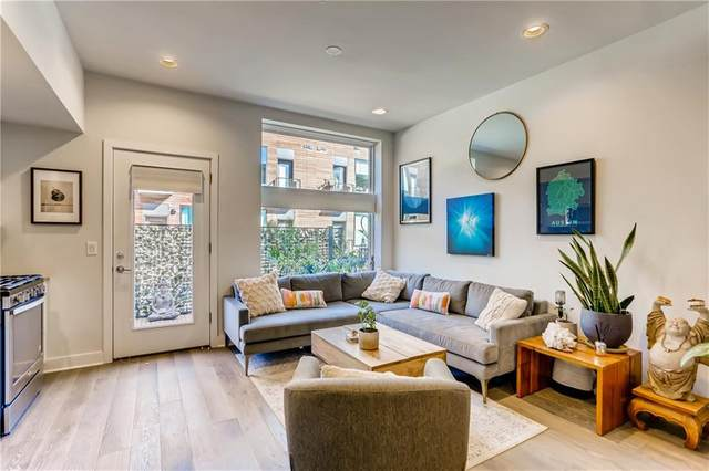 1800 E 4th St #208, Austin, TX 78702 (#4473417) :: Papasan Real Estate Team @ Keller Williams Realty