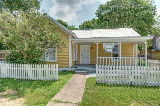 1003 Jefferson St, Bastrop, TX 78602 (#4474248) :: Papasan Real Estate Team @ Keller Williams Realty