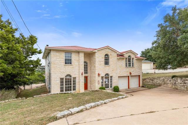 3608 W High Mountain Dr, Lago Vista, TX 78645 (#4474809) :: Kourtnie Bertram | RE/MAX River Cities