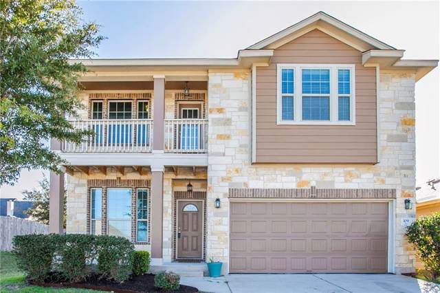 109 Yukon Cv, Hutto, TX 78634 (#4475160) :: The Perry Henderson Group at Berkshire Hathaway Texas Realty
