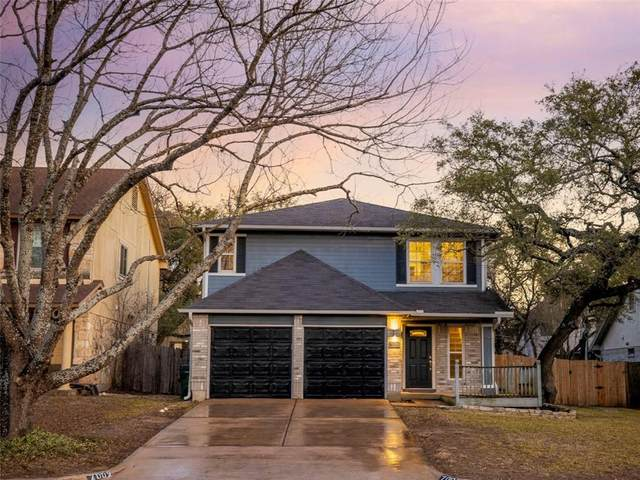 7009 Buccaneer Trl, Austin, TX 78729 (#4475617) :: Realty Executives - Town & Country