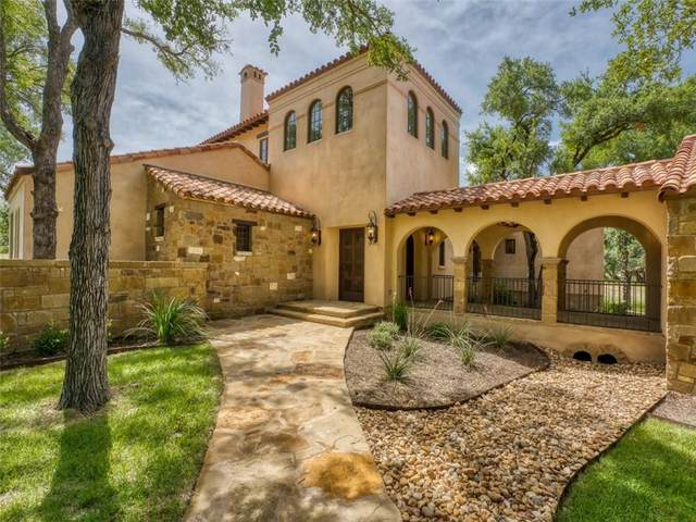 133 La Serena Loop, Horseshoe Bay, TX 78657 (#4480171) :: ORO Realty