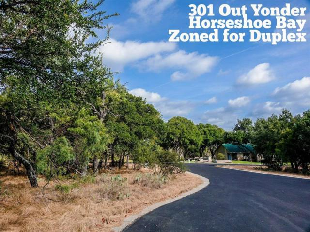 301 Out Yonder, Horseshoe Bay, TX 78657 (#4483466) :: Zina & Co. Real Estate