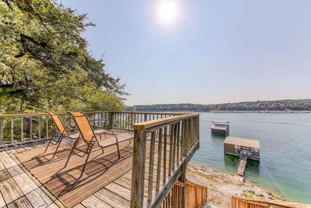 18241 Lakepoint Cv, Point Venture, TX 78645 (#4483580) :: 12 Points Group