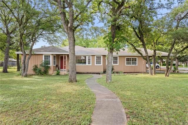 307 6th St, Burnet, TX 78611 (#4485381) :: Papasan Real Estate Team @ Keller Williams Realty