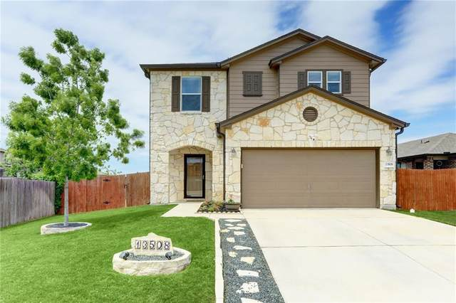 13508 Abraham Lincoln St, Manor, TX 78653 (#4486663) :: Lauren McCoy with David Brodsky Properties