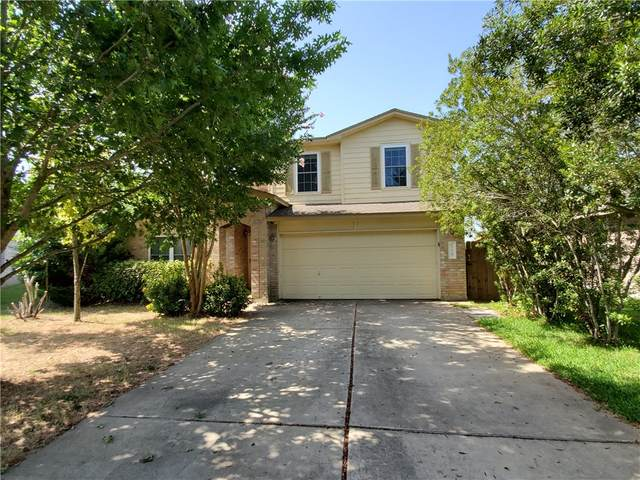 210 Brooke St, Hutto, TX 78634 (#4487816) :: The Perry Henderson Group at Berkshire Hathaway Texas Realty
