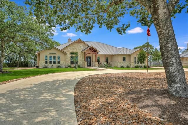 1225 Libby Lookout, Canyon Lake, TX 78133 (#4490675) :: Papasan Real Estate Team @ Keller Williams Realty