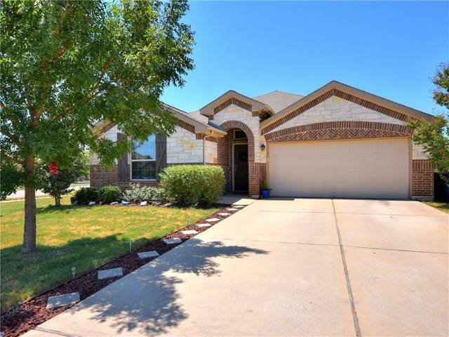 101 Marklawn Ln, Hutto, TX 78634 (#4492126) :: The Summers Group