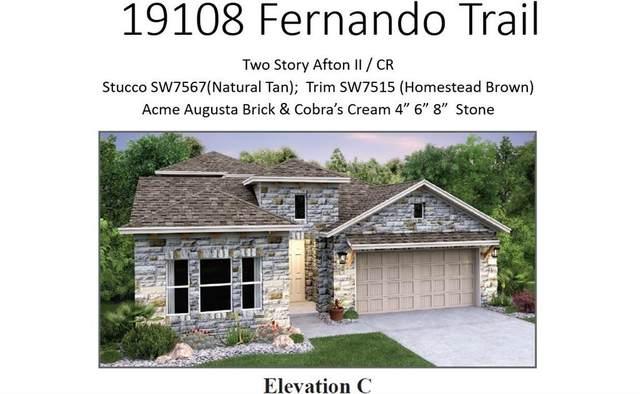 19108 Fernando Trl, Austin, TX 78738 (MLS #4492572) :: Brautigan Realty