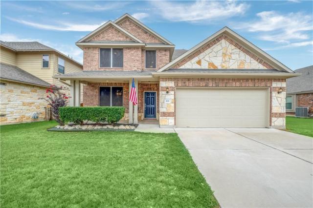 506 Bluehaw Dr, Georgetown, TX 78628 (#4493326) :: Austin Portfolio Real Estate - The Bucher Group