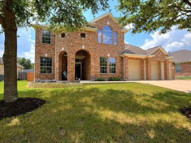 221 Mountain Laurel Way, Austin, TX 78737 (#4500159) :: Papasan Real Estate Team @ Keller Williams Realty