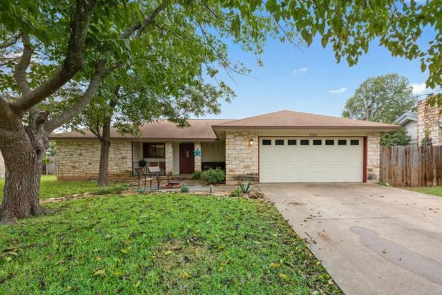 3306 Broken Spoke Trl, Georgetown, TX 78628 (#4501060) :: Amanda Ponce Real Estate Team