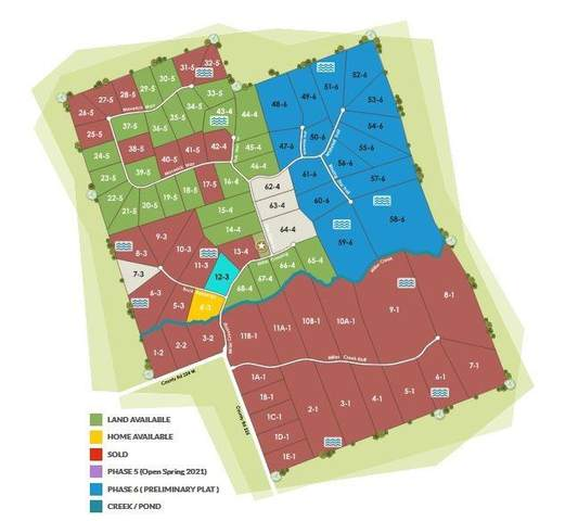 Tract 29.5 Cr 224, Briggs, TX 78608 (#4501609) :: Papasan Real Estate Team @ Keller Williams Realty