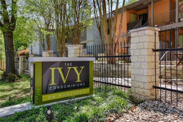 3204 Menchaca Rd #104, Austin, TX 78704 (#4503368) :: Front Real Estate Co.
