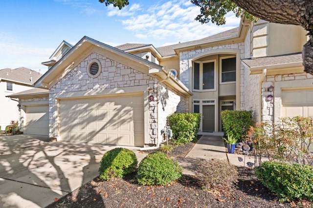 3300 Forest Creek Dr #7, Round Rock, TX 78664 (#4503514) :: Ben Kinney Real Estate Team