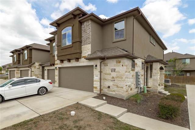 2880 Donnell Dr #1904, Round Rock, TX 78664 (#4509700) :: RE/MAX IDEAL REALTY