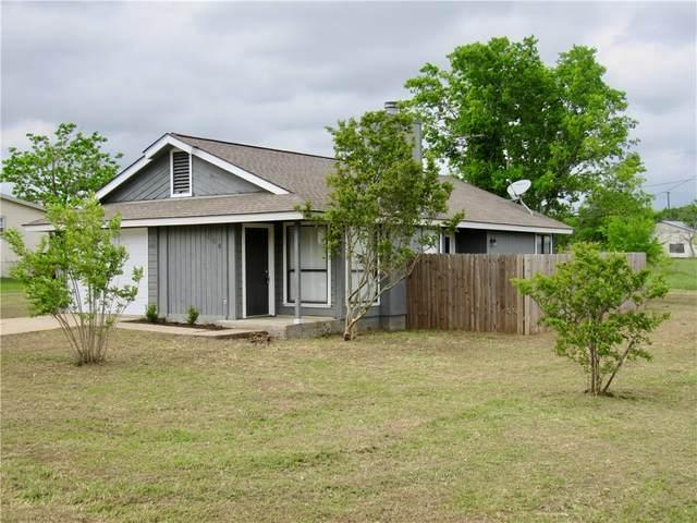 104 Muery St, Coupland, TX 78615 (#4509799) :: Papasan Real Estate Team @ Keller Williams Realty