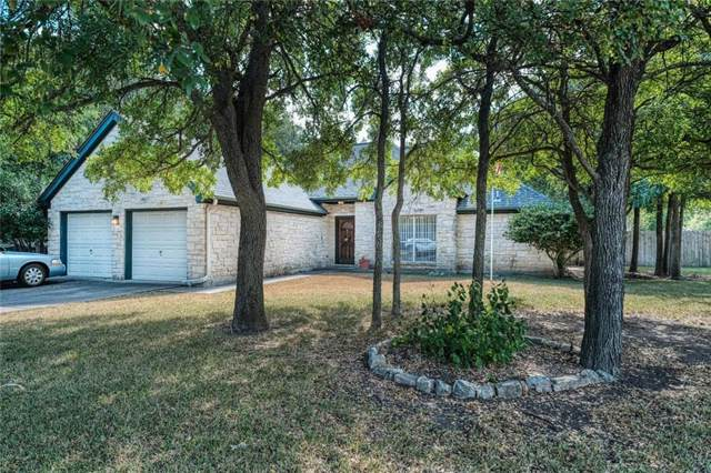 2904 Parker Dr, Georgetown, TX 78628 (#4509954) :: Papasan Real Estate Team @ Keller Williams Realty