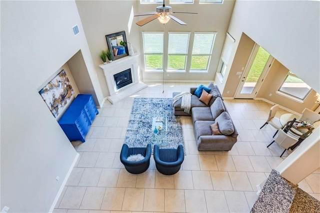 2100 Long Bow Dr, Leander, TX 78641 (#4510578) :: Ben Kinney Real Estate Team