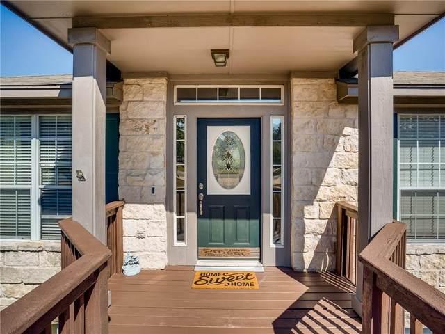4500 Rimrock Dr, Lago Vista, TX 78645 (#4511867) :: Sunburst Realty