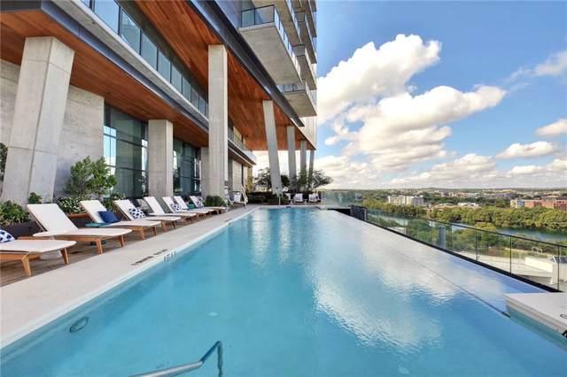 70 Rainey St #2209, Austin, TX 78701 (#4512547) :: Ben Kinney Real Estate Team