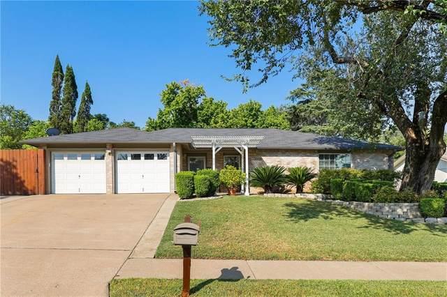 802 Spring Tree St, Round Rock, TX 78681 (#4513849) :: R3 Marketing Group