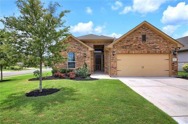 3265 Veneto Way, Round Rock, TX 78665 (#4514000) :: All City Real Estate