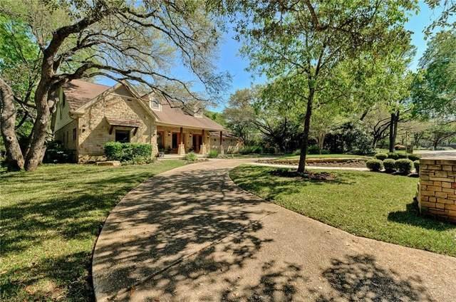 1303 Silver Hill Dr, Austin, TX 78746 (#4514533) :: Douglas Residential