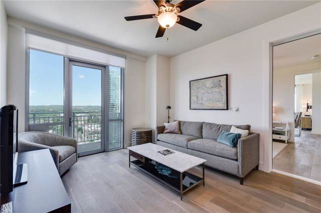 222 West Ave #2310, Austin, TX 78701 (#4515092) :: The Heyl Group at Keller Williams