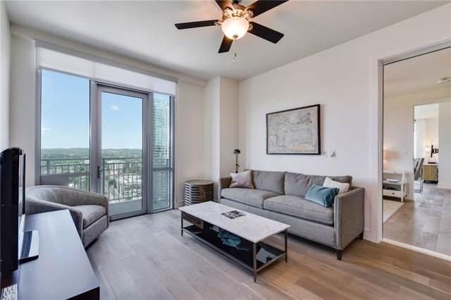 222 West Ave #2310, Austin, TX 78701 (#4515092) :: Papasan Real Estate Team @ Keller Williams Realty