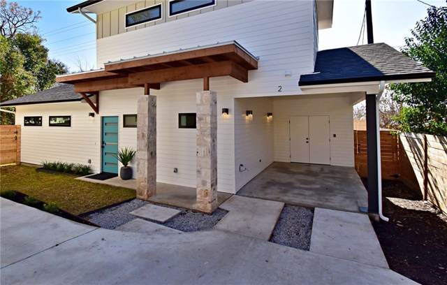 1207 Green Forest Dr #2, Austin, TX 78745 (#4517411) :: Ben Kinney Real Estate Team