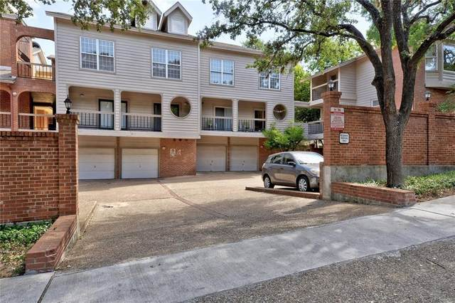 3200 Duval St #207, Austin, TX 78705 (#4517658) :: Watters International