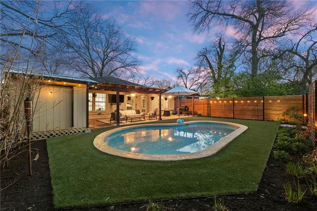 3002 Castro St, Austin, TX 78702 (#4520605) :: Realty Executives - Town & Country