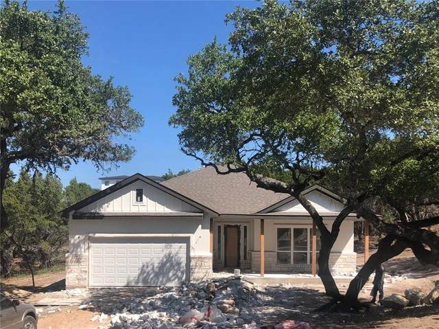 20810 Twisting Trl, Lago Vista, TX 78645 (MLS #4522522) :: Green Residential