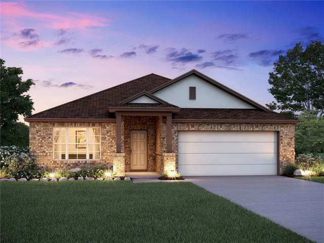 205 Bright Star Ln, Georgetown, TX 78628 (#4526311) :: Douglas Residential