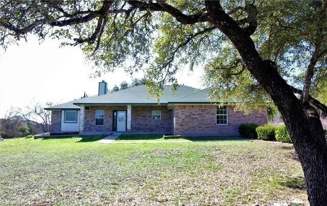 126 Thunder Rd, Kempner, TX 76539 (#4526340) :: The Heyl Group at Keller Williams