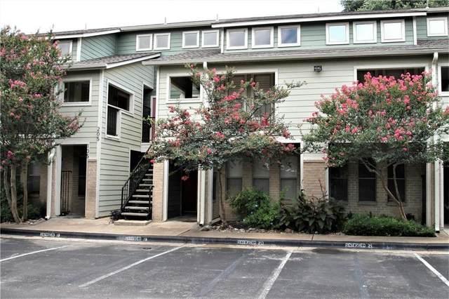 2104 Cullen Ave #205, Austin, TX 78757 (#4528419) :: Ben Kinney Real Estate Team