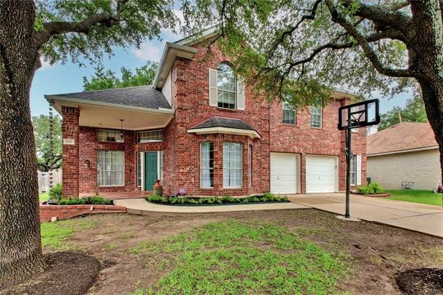 8311 Broken Branch Dr, Round Rock, TX 78681 (#4529017) :: The Perry Henderson Group at Berkshire Hathaway Texas Realty