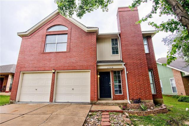 1708 Southwestern Trl, Round Rock, TX 78664 (#4529869) :: The Heyl Group at Keller Williams