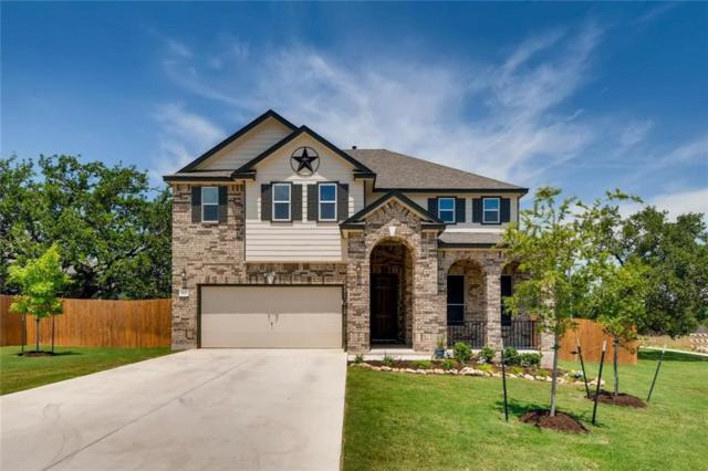 909 Crown Anchor Bnd NE, Georgetown, TX 78633 (#4530112) :: The Gregory Group
