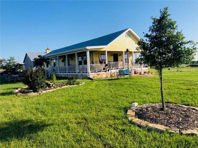 2915 ` Hill's Rd, Carmine, TX 78932 (#4531877) :: Papasan Real Estate Team @ Keller Williams Realty