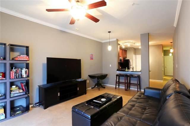 910 W 25th St #410, Austin, TX 78705 (#4533006) :: Ben Kinney Real Estate Team
