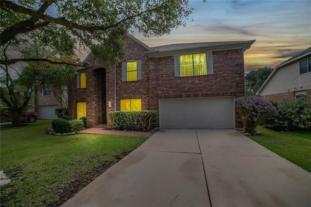 1304 Wide Antler Cv, Cedar Park, TX 78613 (#4534395) :: Lancashire Group at Keller Williams Realty