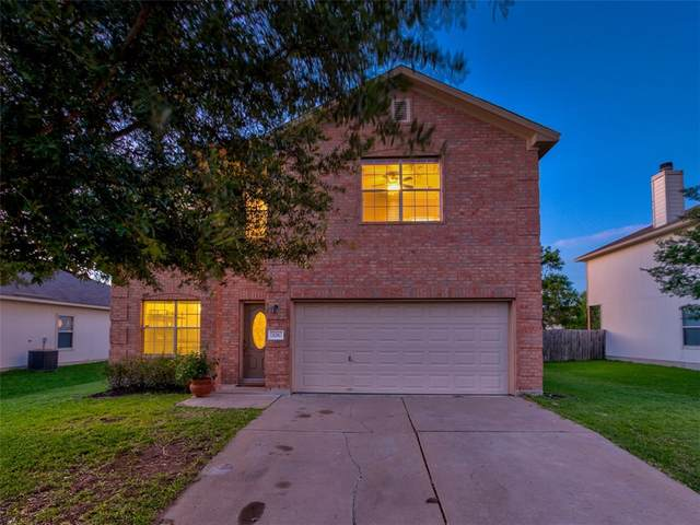 126 Almquist St, Hutto, TX 78634 (#4534468) :: The Perry Henderson Group at Berkshire Hathaway Texas Realty
