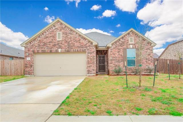 139 Everglades Ave, Taylor, TX 76574 (#4535939) :: The Heyl Group at Keller Williams