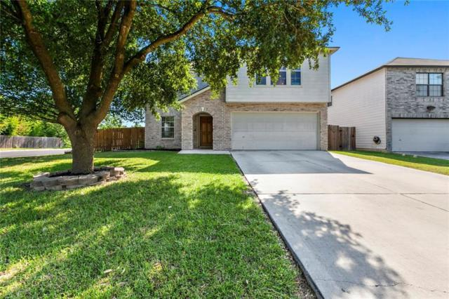 401 Emerald Fields Ln, Kyle, TX 78640 (#4537256) :: Lucido Global