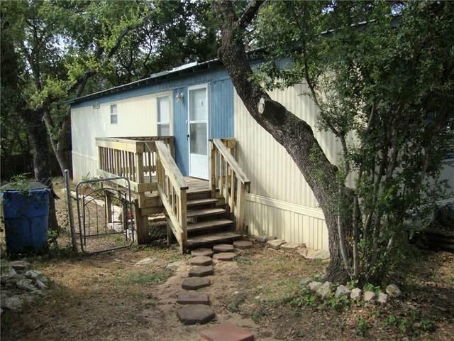 7205 Cowpoke Trl, Lago Vista, TX 78645 (#4537970) :: Realty Executives - Town & Country