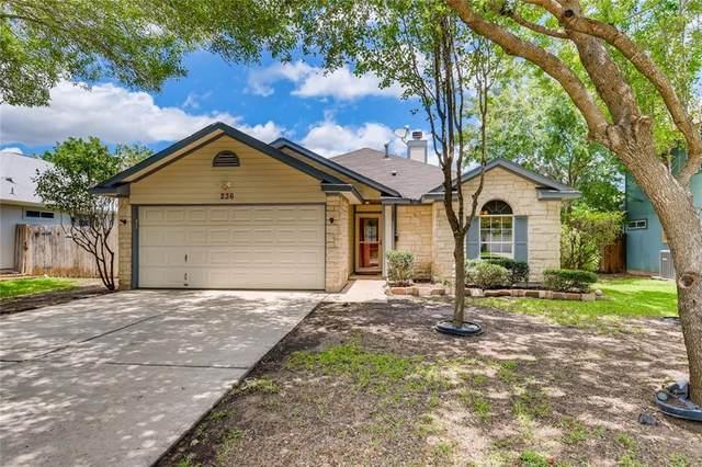 236 Keystone Loop, Kyle, TX 78640 (MLS #4537991) :: Vista Real Estate