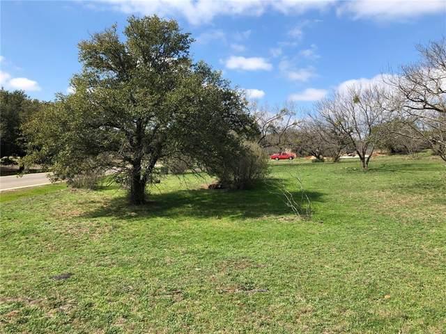 Lot W16025 Sun Ray, Horseshoe Bay, TX 78657 (#4539381) :: The Heyl Group at Keller Williams
